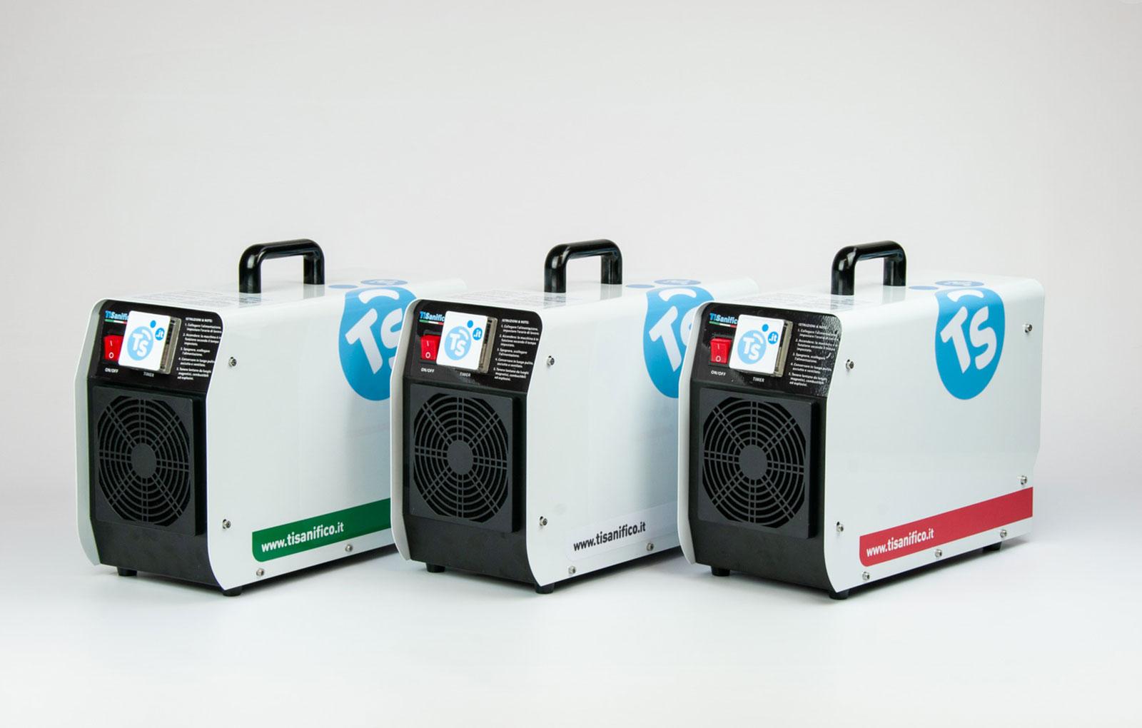 vendita noleggio generatori ozono